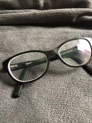Dkny retro brille fassung