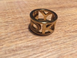 DKNY Gold Ring gold-colored