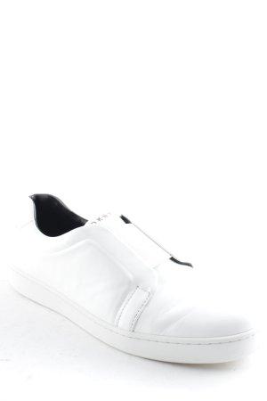 DKNY Schlüpfsneaker weiß sportlicher Stil