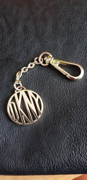 DKNY Key Chain gold-colored