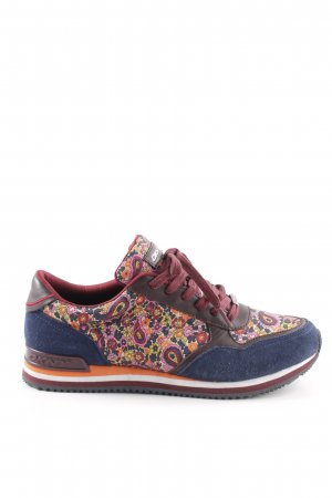 DKNY Schnürschuhe abstraktes Muster Casual-Look