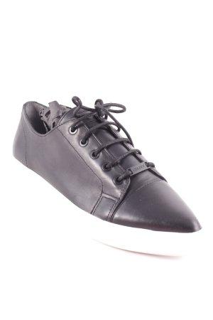 "DKNY Schnürsneaker ""Tracie Sneaker Black """