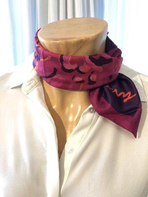 DKNY Pañuelo de seda multicolor