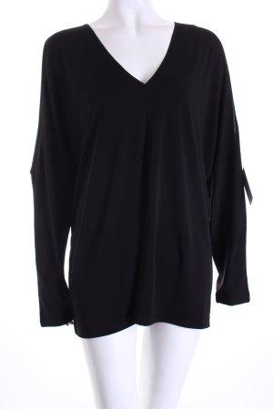 DKNY Shirt schwarz Casual-Look