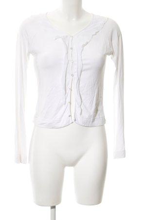 DKNY Shirt Jacket white elegant