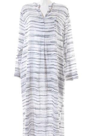 DKNY Shirtkleid Streifenmuster Casual-Look