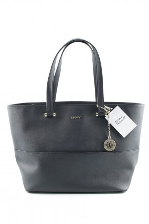 DKNY Shopper donkerblauw casual uitstraling