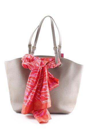 DKNY Shopper graubraun Elegant