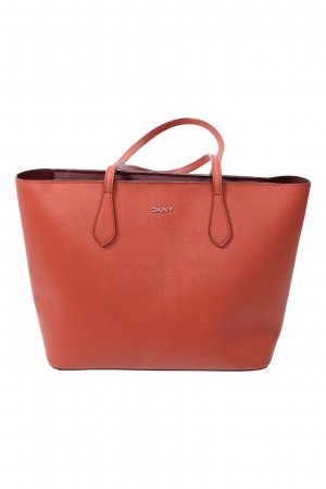 DKNY  Shopper in Orange