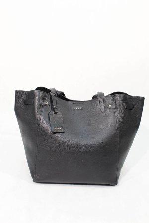 DKNY Comprador negro Cuero