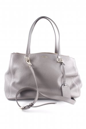 "DKNY Borsa shopper ""Large Shopper Stone"" marrone-grigio"