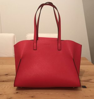 DKNY Shopper NEU in superschönem Rot