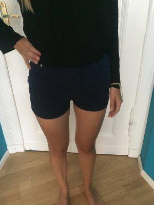 DKNY Shorts Gr.XS blau