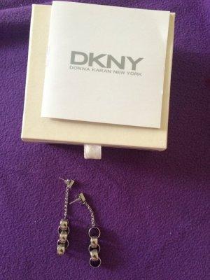 DKNY Silberohrringe - neu noch nie getragen