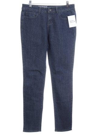 DKNY Skinny Jeans blau Casual-Look