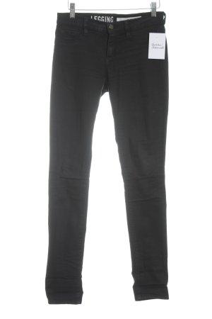 DKNY Skinny Jeans schwarz schlichter Stil
