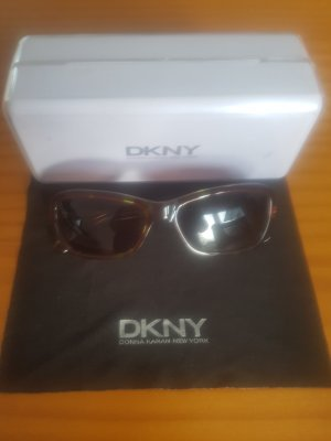 DKNY Glasses brown-olive green