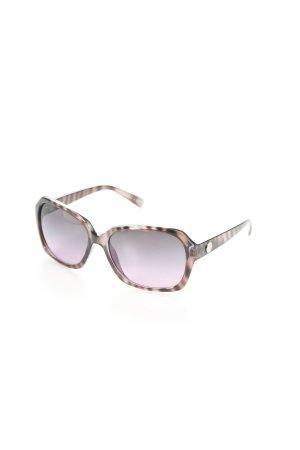 DKNY Sonnenbrille braunviolett Street-Fashion-Look
