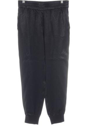 DKNY Stoffhose schwarz Elegant