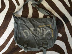 DKNY Stofftasche in khaki