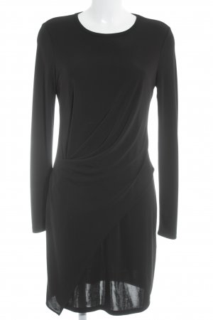 DKNY Stretchkleid schwarz Elegant
