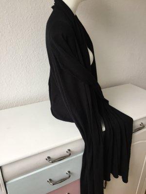 DKNY Strickjacke schwarz Gr. S