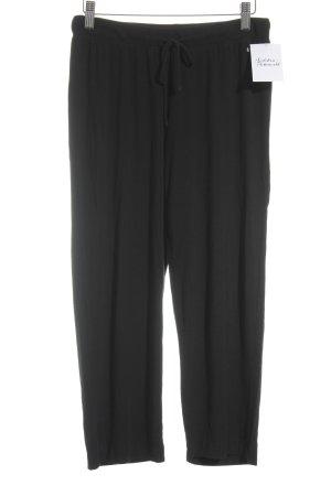 DKNY Sweathose schwarz sportlicher Stil