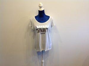 DKNY T-Shirt Gr.L Neu ungetragen Weiß