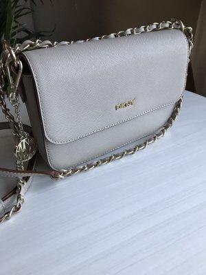 DKNY Tasche in grau/beige