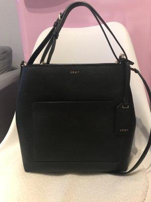 DKNY Tasche in schwarz