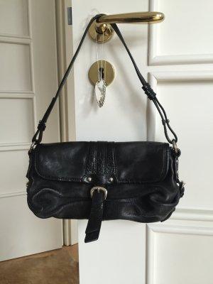 DKNY Tasche Leder schwarz NEU!