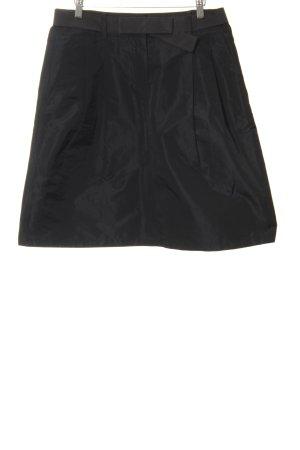DKNY Falda circular negro look casual