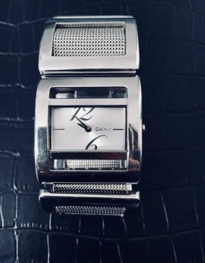 DKNY Watch silver-colored