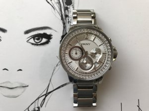 DKNY Uhr Chronograph NY4690  Strass