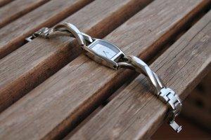 DKNY Uhr Edelstahl NY 4484 silber edelstahl Damenuhr