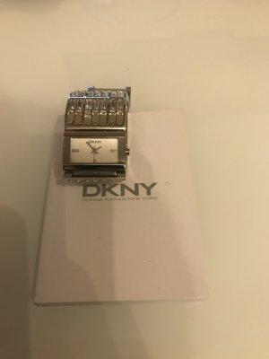 DKNY Uhr in Silber mit Ersatz Steinen