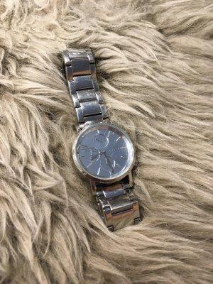 Dkny Uhr Silber Mode Schmuck Armbanduhr Accessoires Blogger Fashion