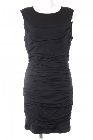 DKNY Flounce Dress black business style
