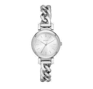 DKNY Watch Silver -70%