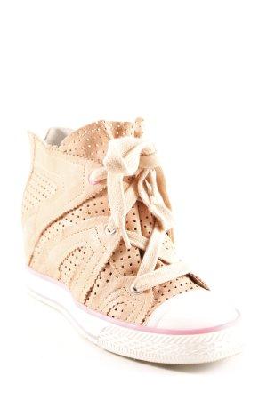 DKNY Wedge Sneaker mehrfarbig Casual-Look