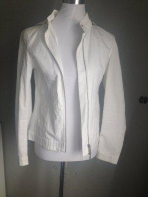 DKNY - weiße Jacke  kurz !