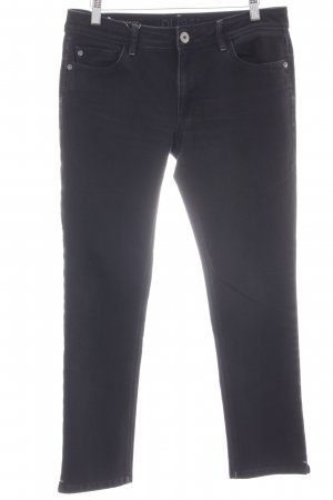 Dl1961 Jeans a 7/8 nero stile casual