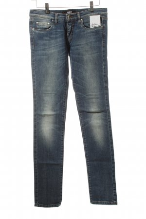 DNA Outsiders Skinny Jeans blau Casual-Look