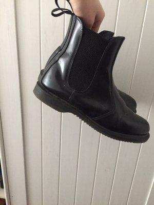 Dr. Martens Chelsea Boot noir cuir