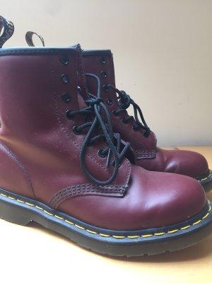 Dr. Martens Boots bordeaux
