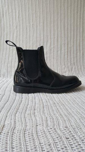 Doc Martens Lack Chelsea Boots