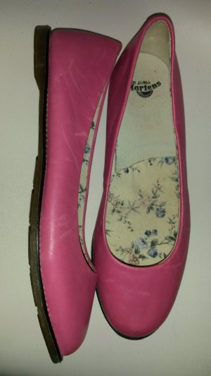 Camper Mary Jane Ballerinas pink-pink leather