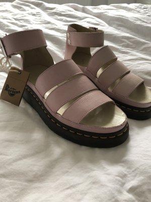 Dr. Martens Platform Sandals multicolored