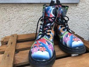 Dr. Martens Bottes à lacets multicolore