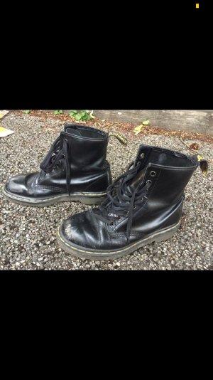 Doc martens Stiefel schwarz